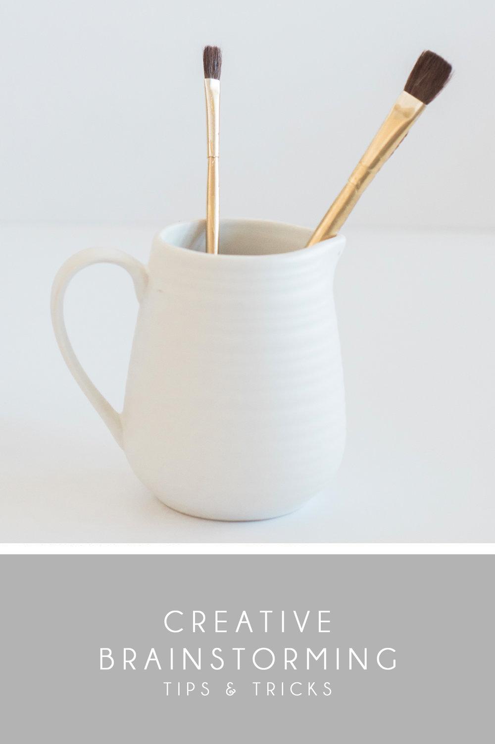 Creative Brainstorming Tips | Aceti Design Co.