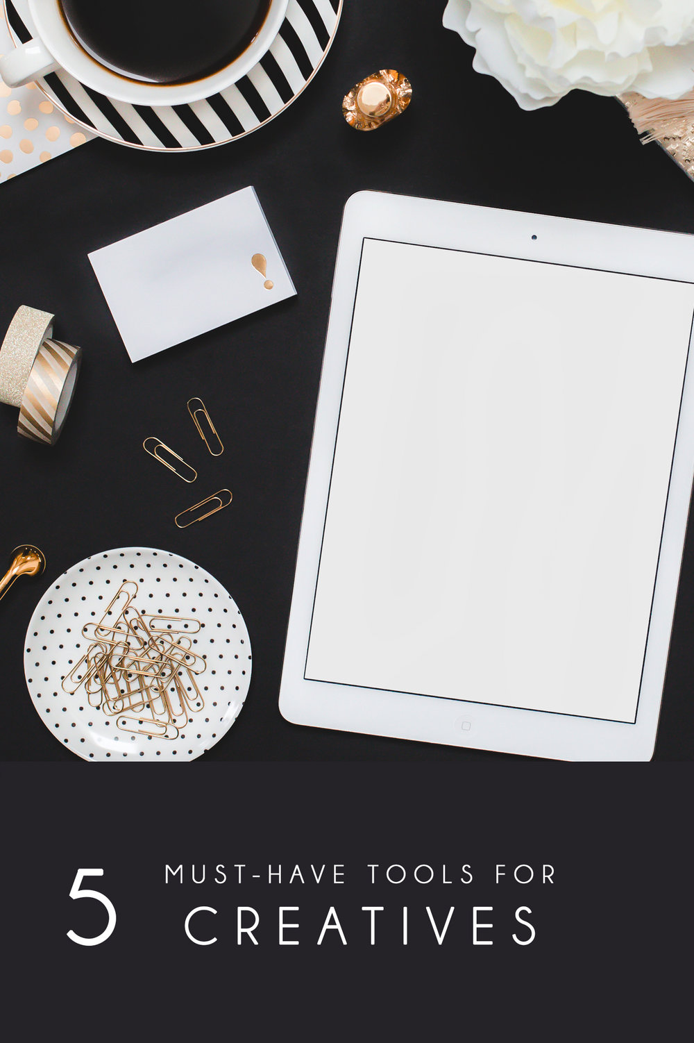5 Tools for Creatives