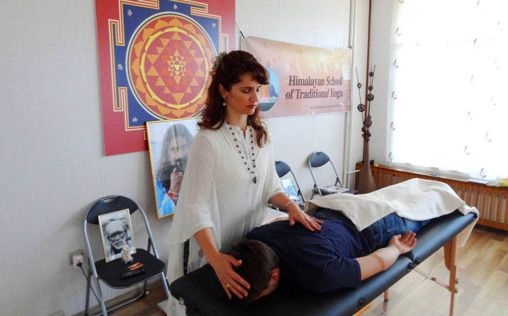 - Devi performing Mai-Tri Healing in Split, Croatia in April 2017