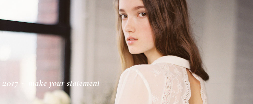 Union Bridal_make your statement