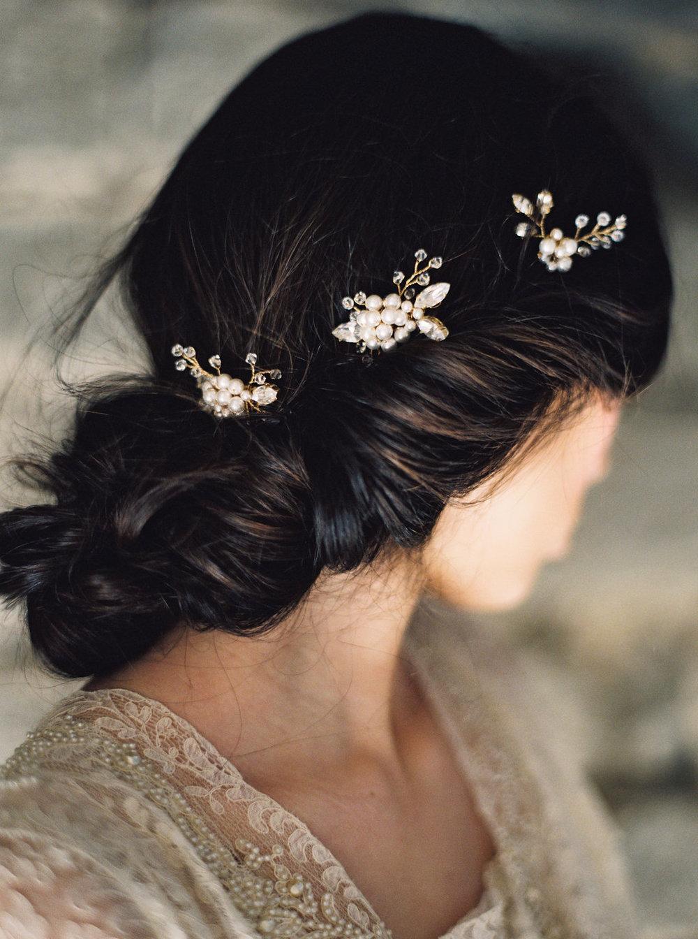 Melinda Rose_Rhinestone _ pearl mini comb (x 3) - 4415.jpg