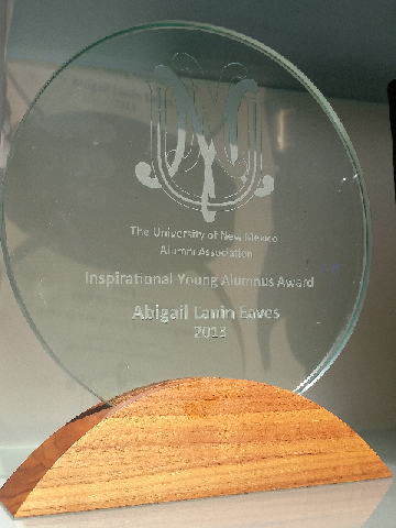 UNM alumi award.jpg