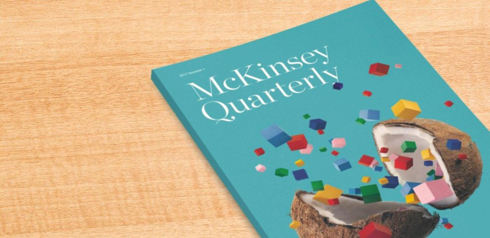 Click image to download the McKinsey Quarterly report (PDF) -