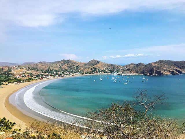San Juan del Sur ✨🙏🏼🇳🇮 #surfcamp #vacation #travel #nicaragua #paznicaragua #sanjuandelsur #centralamerica #ocean #sea #nature #surf #discover #surfnicaragua #bay #paradise #peace #tropical