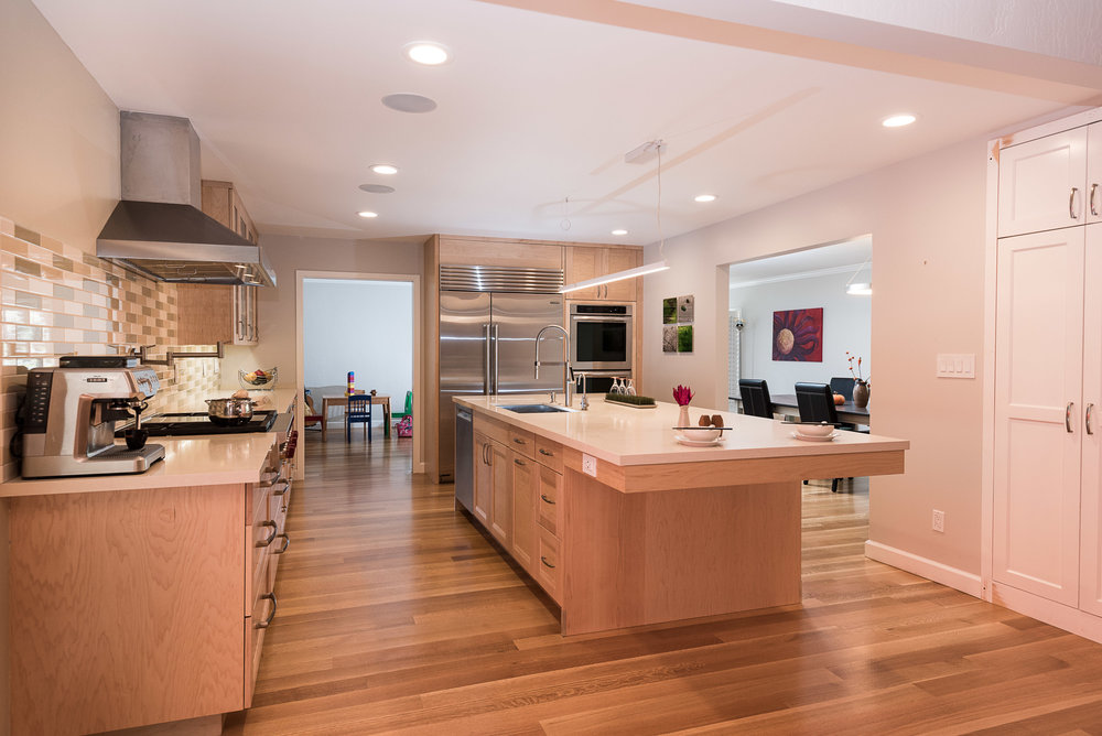 Intergenerational Home. Piedmont, California