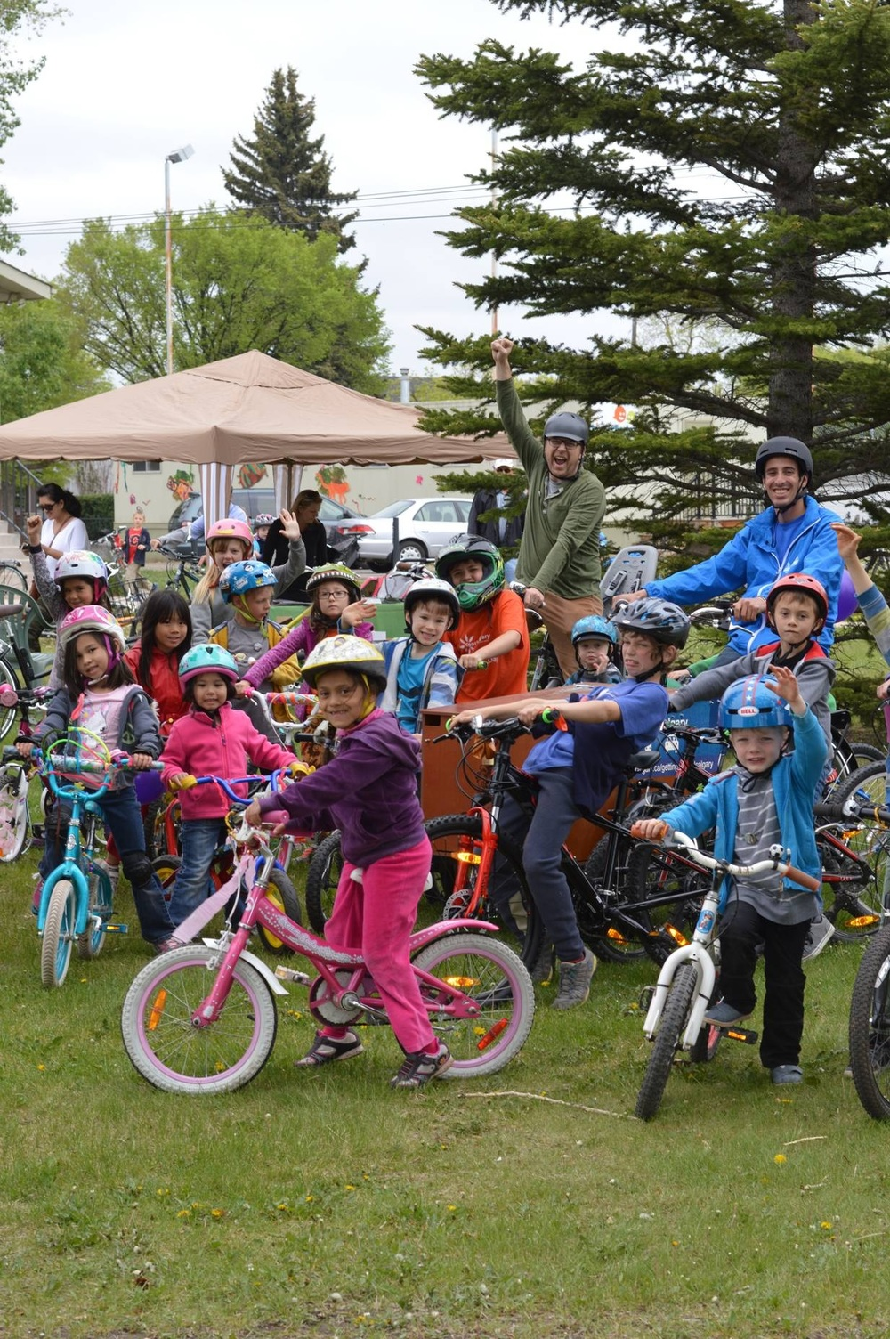 Renfrew Bike Day