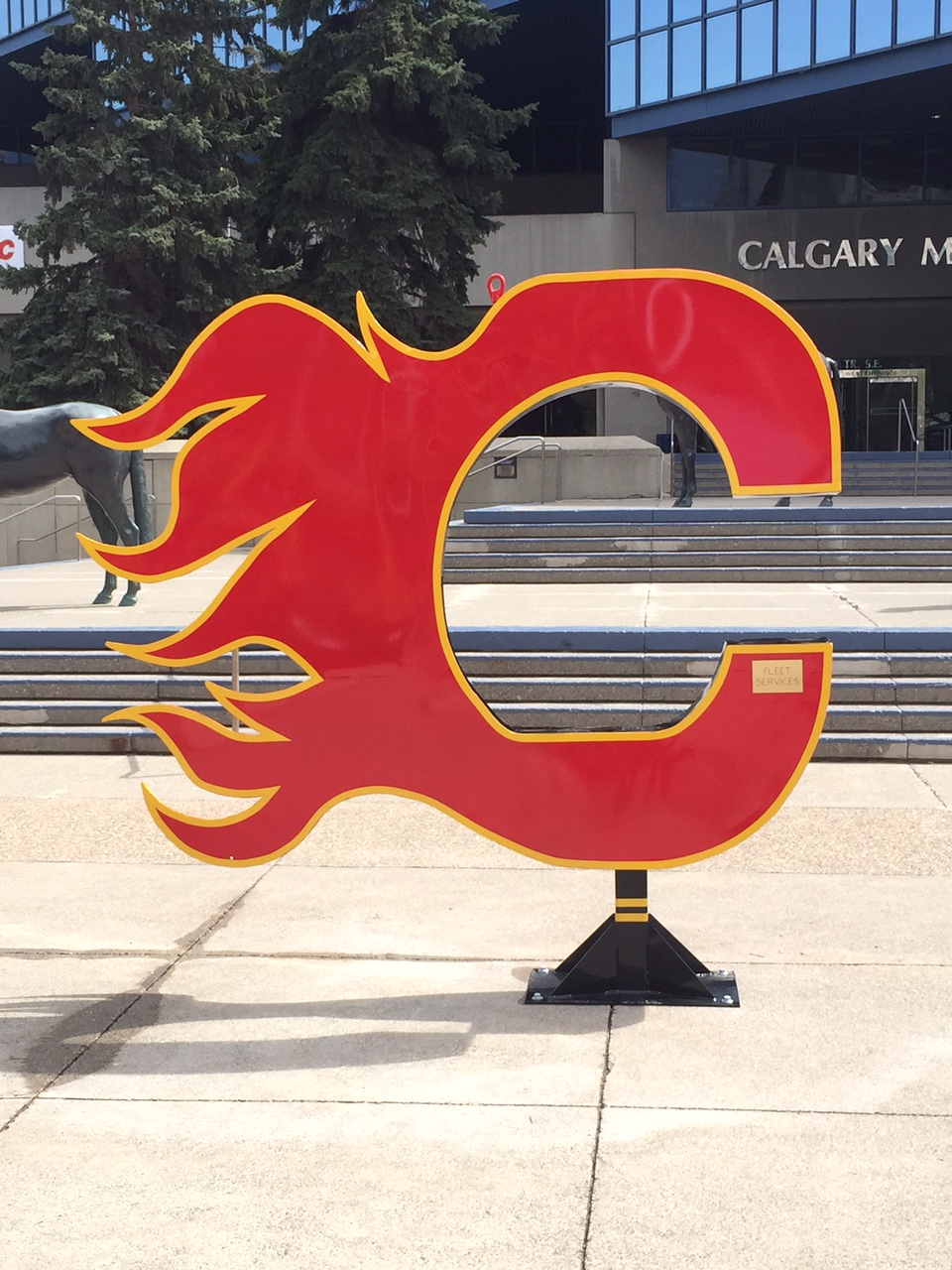 Go Flames!
