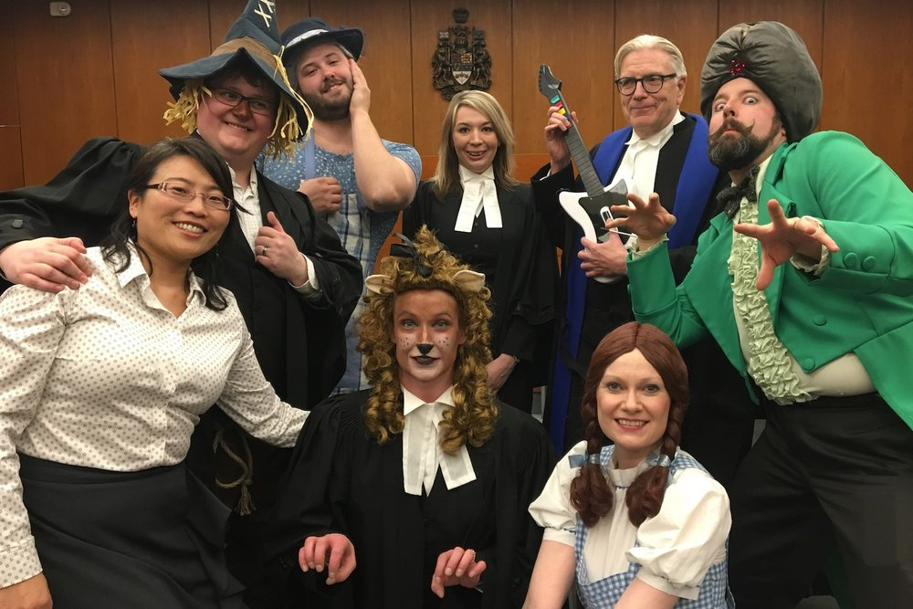 Law Day offers opportunities for everyone to be entertained and educated about Canada's legal system and the legal profession. (Source: Canadian Bar Association)