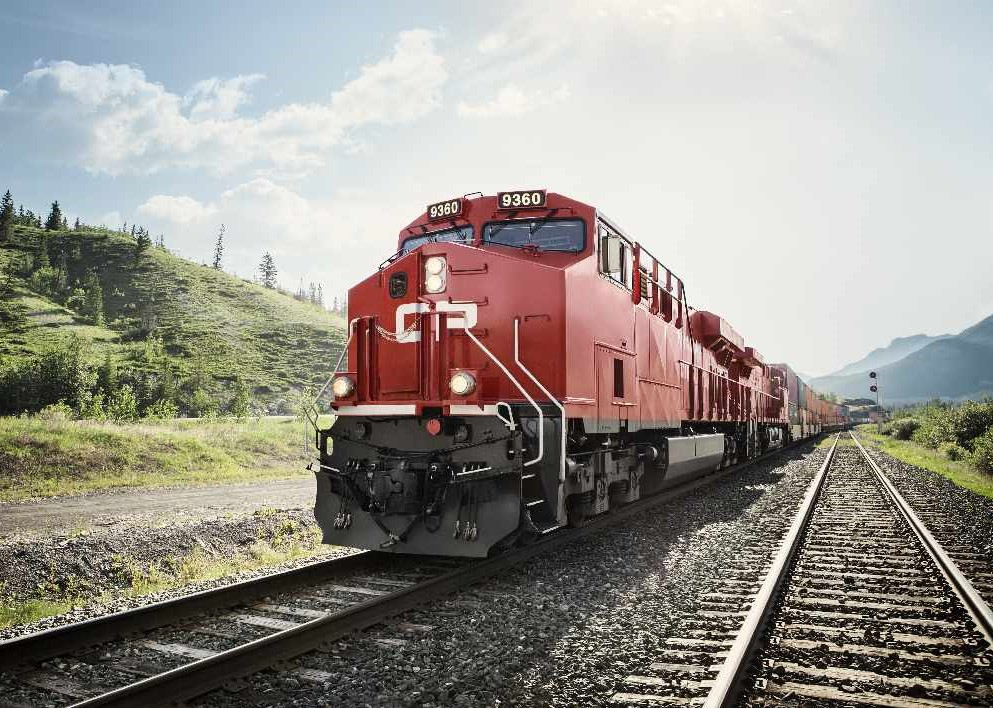 Canadian Pacific will be conducting a mock HazMat exercise with Calgary's first responders to practice the safe response to an unlikely rail incident. Photo source: Canadian Pacific Railway