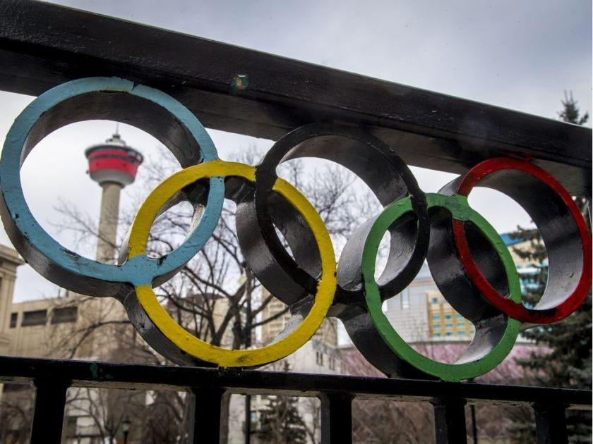 November 13, 2018 is Vote Day for the Olympics. Photo source: Lyle Aspinall/PostMedia Network