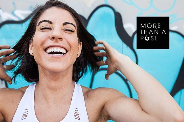 Take laughter and joy everywhere. Happy Friday!  #morethanapose #yoga #yogaeveryday #igyoga #instayoga #yogi #yogalove #yogateacher #notavictim #myjourney #inspire #overcome #truth #love #acceptance #perseverance #goodvibes #yogaisforeverybody #yogajourney #yogaeverywhere #atlanta