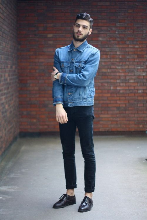 Another timeless piece that has and will be around for years to come is the denim jacket.