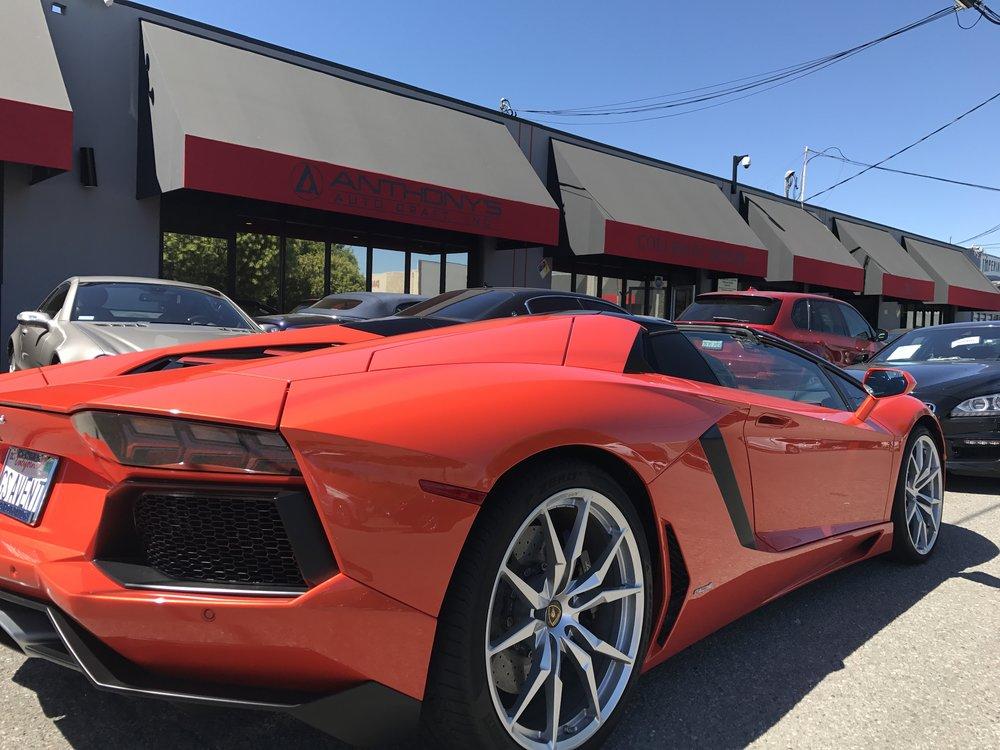 Lamborghini Aventador @ Anthony's
