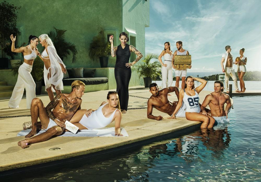 Paradise Hotel 2016