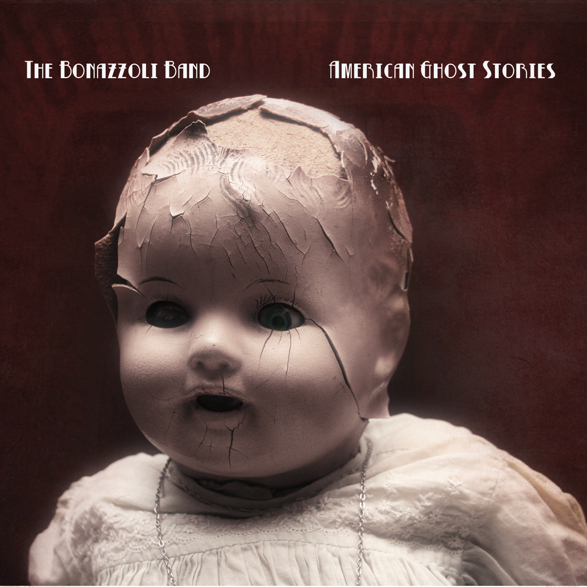 This album cover is content of nightmares. Fortunately, the album isn't.