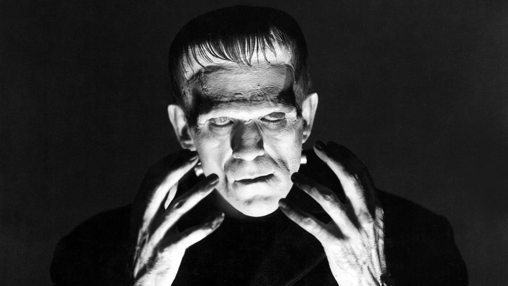 'Frankenstein,' or 'The Modern Prometheus,' is the original Mary Shelley novel that inspired Pappas.
