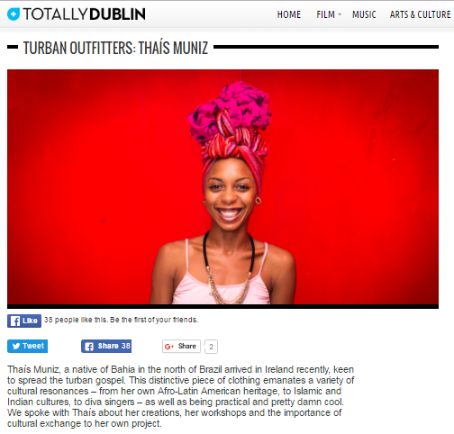 TOTALLY DUBLIN MAGAZINE | TURBAN OUTFITTERS