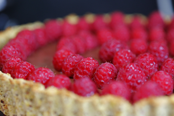 My food - Raspberry & Coconut Tart.jpg
