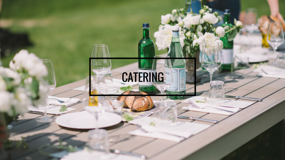 V-Curious catering