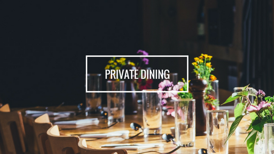 V-Curious Private Dining