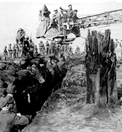 Filming 'All Quiet On The Western Front' 1930