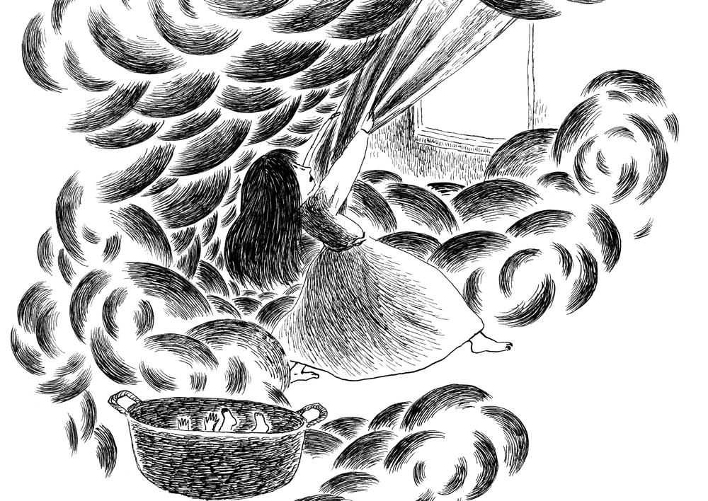 Illustration: Joanna Hellgren
