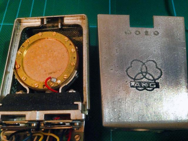 Rewiring AKG 414 w/ Brass CK12