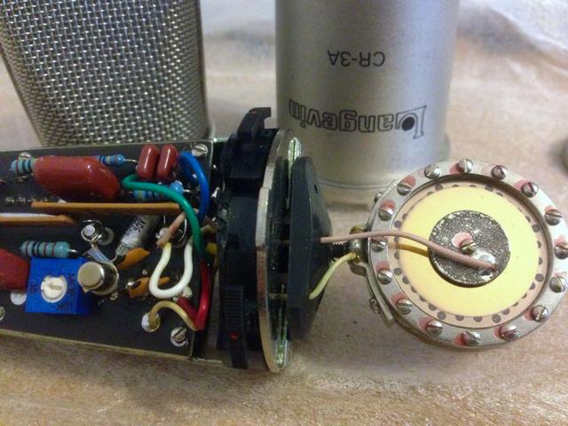 Langevin (Ex Manley Labs) - mod & repair