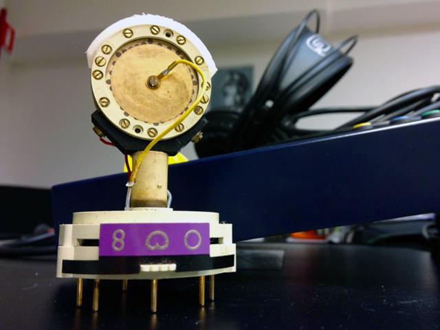 Servicing (switch, rewiring, reskin) Neumann U87