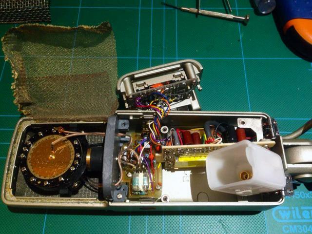 Sony C48 - repair