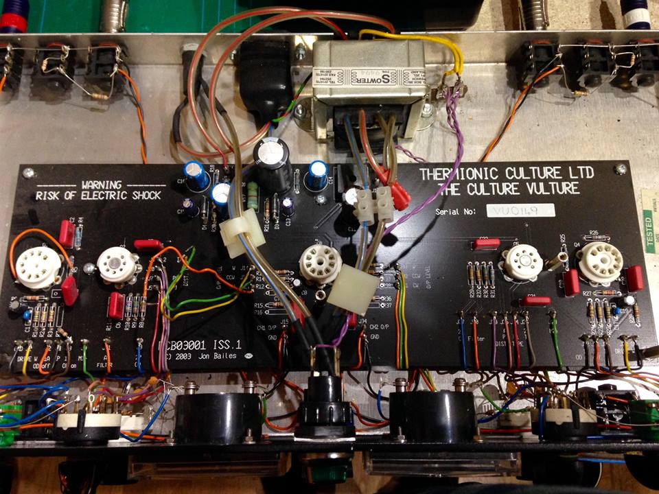 Thermionic Culture Vulture - Repair