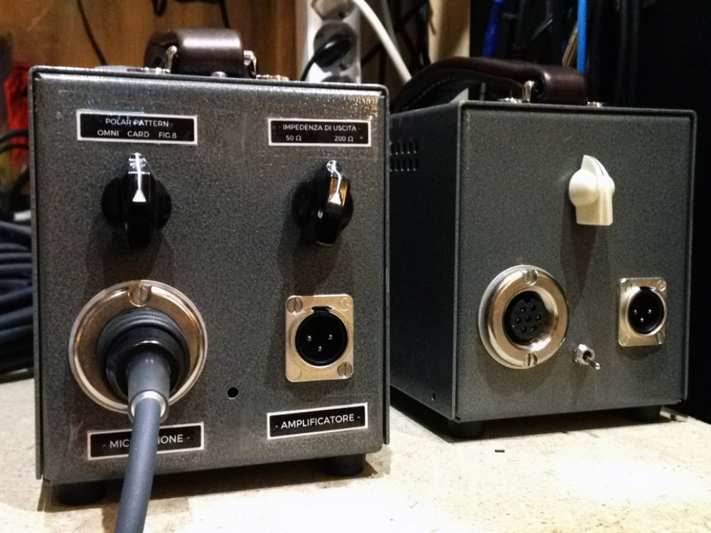 Custom Tube Mic PSU's