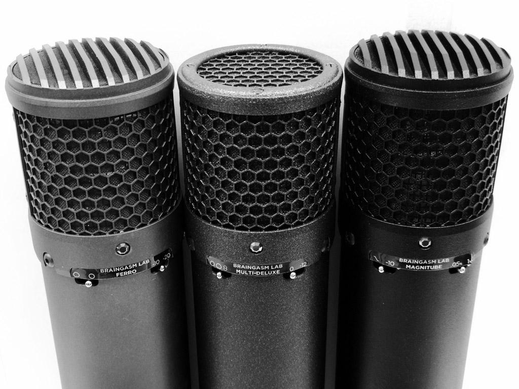 neve — Braingasm Lab - Custom Microphones - Roma