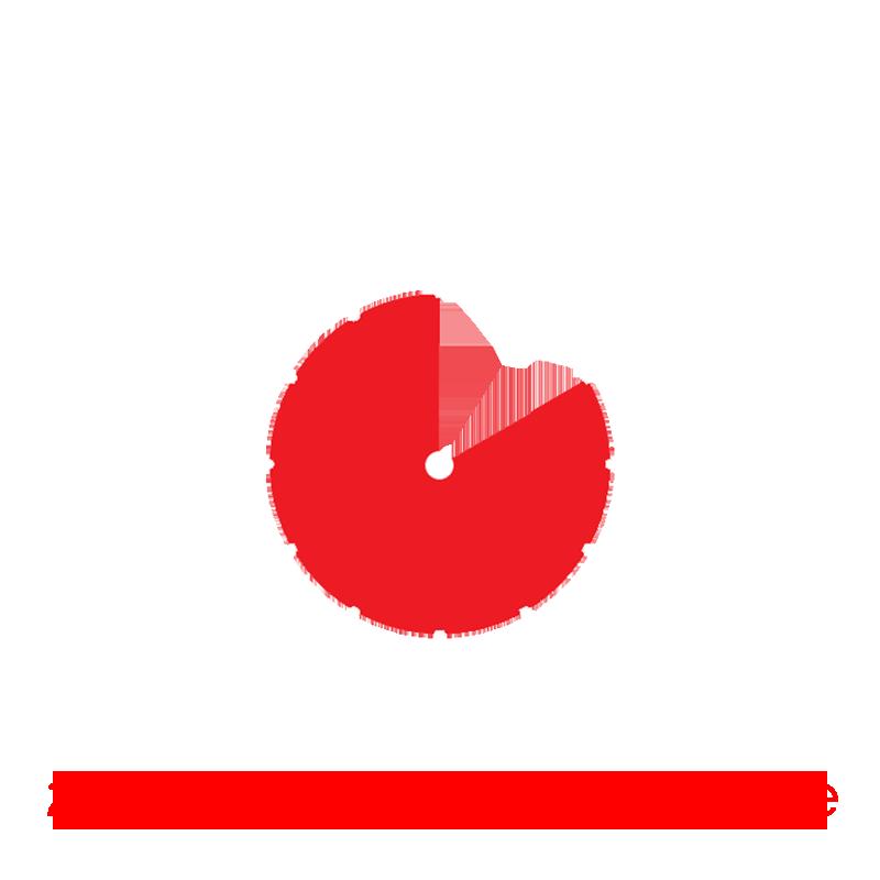 Arrive 10 mins earlier