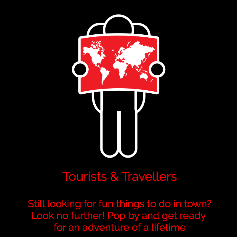 Tourists and Travellers