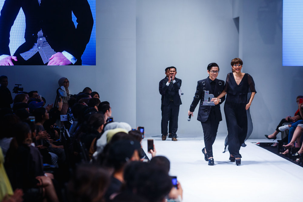 Mr Andrew Tan, The Founder of Kuala Lumpur Fashion Week Ready To Wear