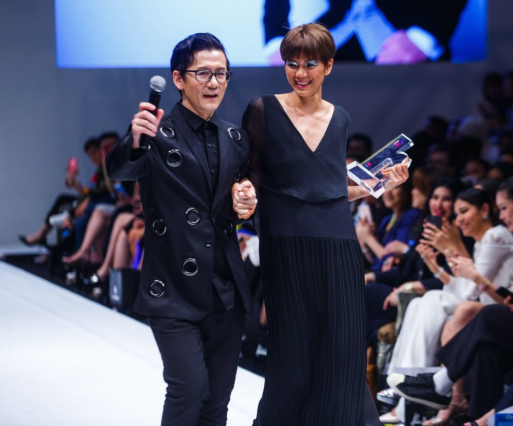 HONORARY AWARD - MR.ANDREW TAN, Founder of Kuala Lumpur Fashion Week -