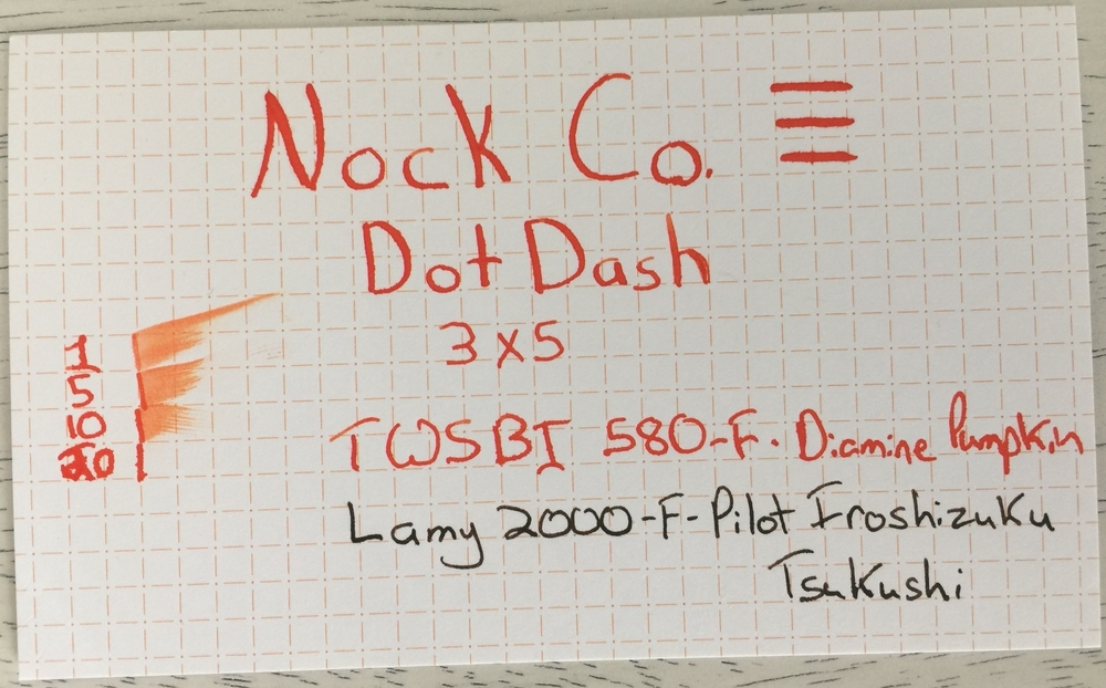 Nock Co. DotDash 3x5 Note Card Handwritten Review.jpg