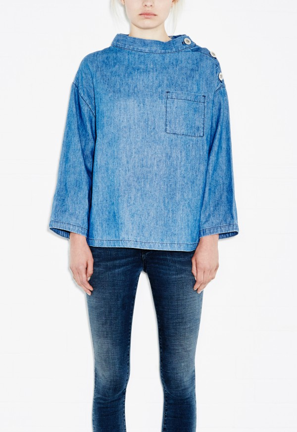 MiH Jeans top £225