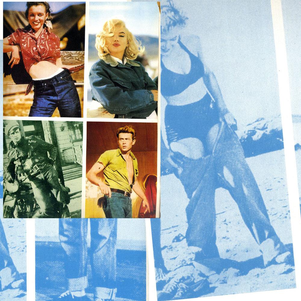 images ©Le Fabuleux roman du jean, levis story (1990)