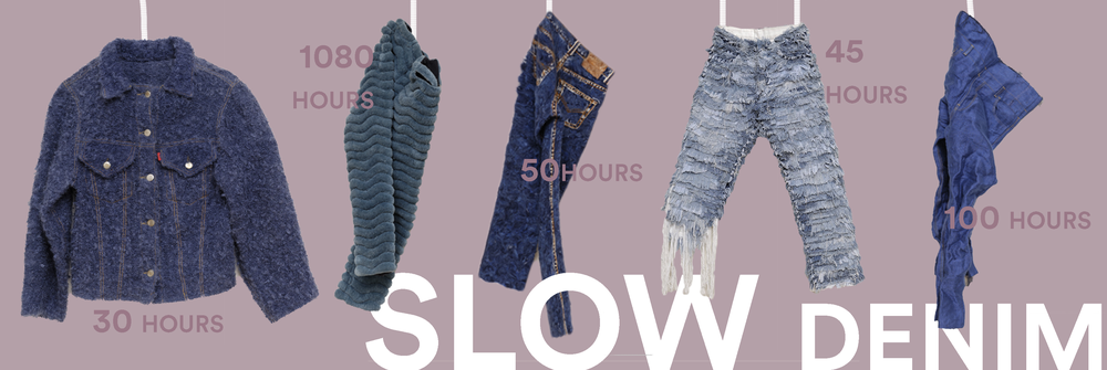 Faustine Steinmetz, 'SLOW DENIM'
