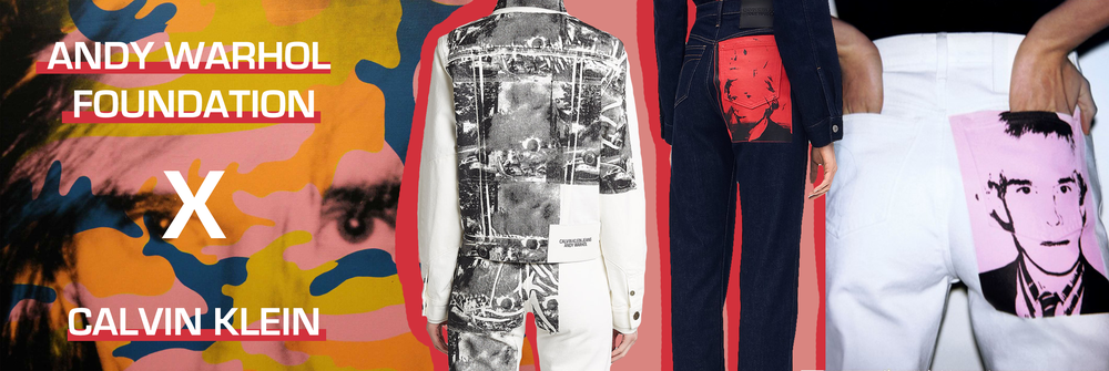 Calvin Klein in Collaboration with the Andy Warhol Foundation