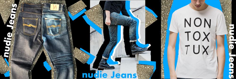 NUDIE, Dry Jeans