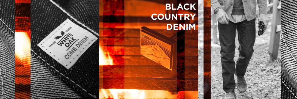 Black Country Denim
