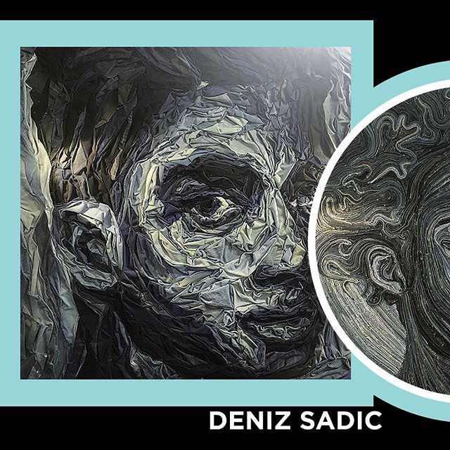 Deniz Sağdıç @denizsagdicart . . . . . #denizsagdic #denimartist #portraitart #denimart #denimmood #denimondenim #denimdesign #denimdesigner #diydenim #sustainablefashion #denimevolution #denimheads #denimtrend  #denimjacket #jeans #denimindustry #denimstyle #denimobsessed #denimdesigner #bluejeanbaby #bluejeans #vintagedenim #denimdudes #denimdudettes #denimpainting #wearableart #customjeans #customdenim #denimpv