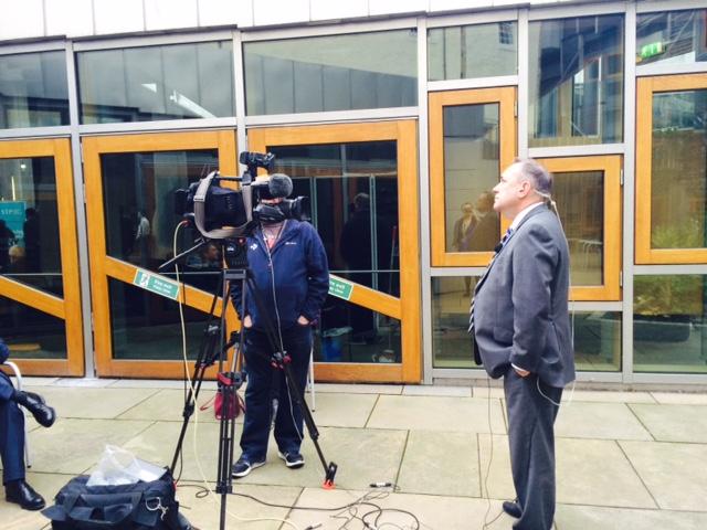 STV Scotland Tonight Alex Salmond