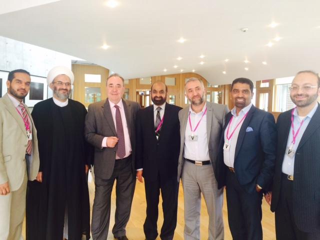 Abdul Majid and his associates.