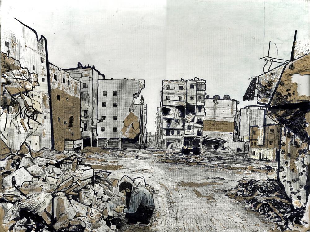 Allepo by Joshua Tabti