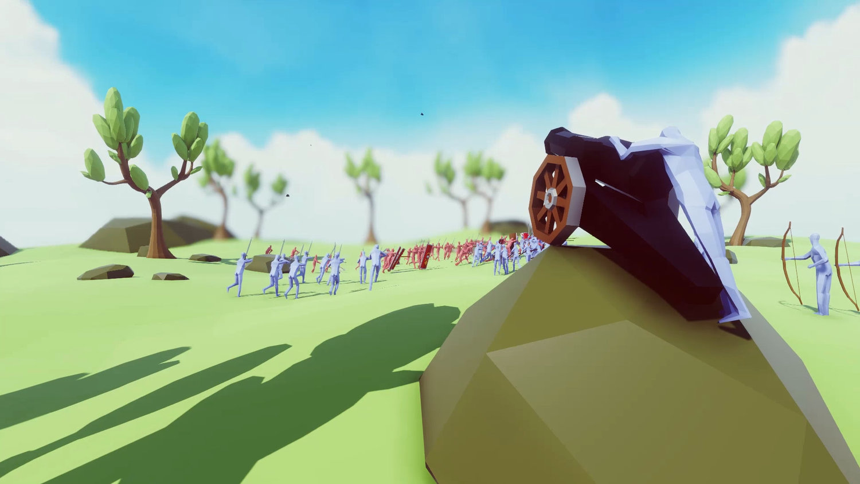 fully accurate battle simulator