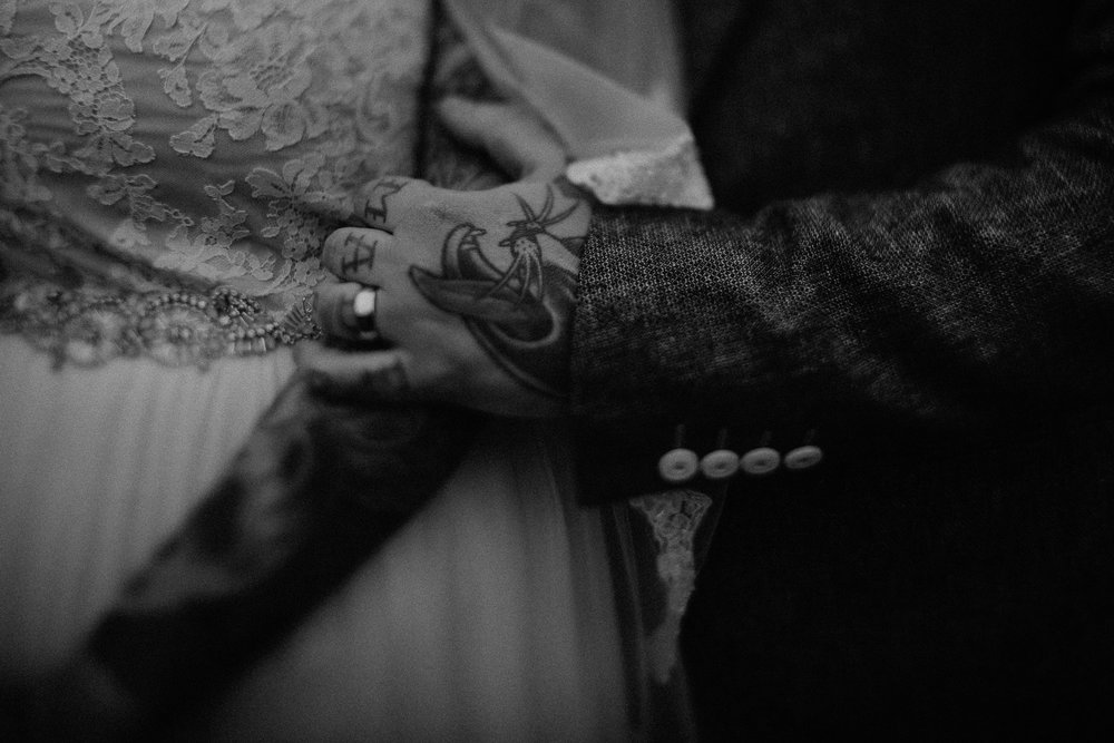 Tattoo'd Bride & Groom Wedding Photographs-143.jpg